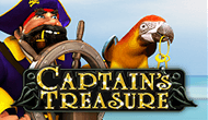 Captain's Treasure - играть в казино Вулкан